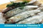 Los 10 alimentos más ricos en vitamina D