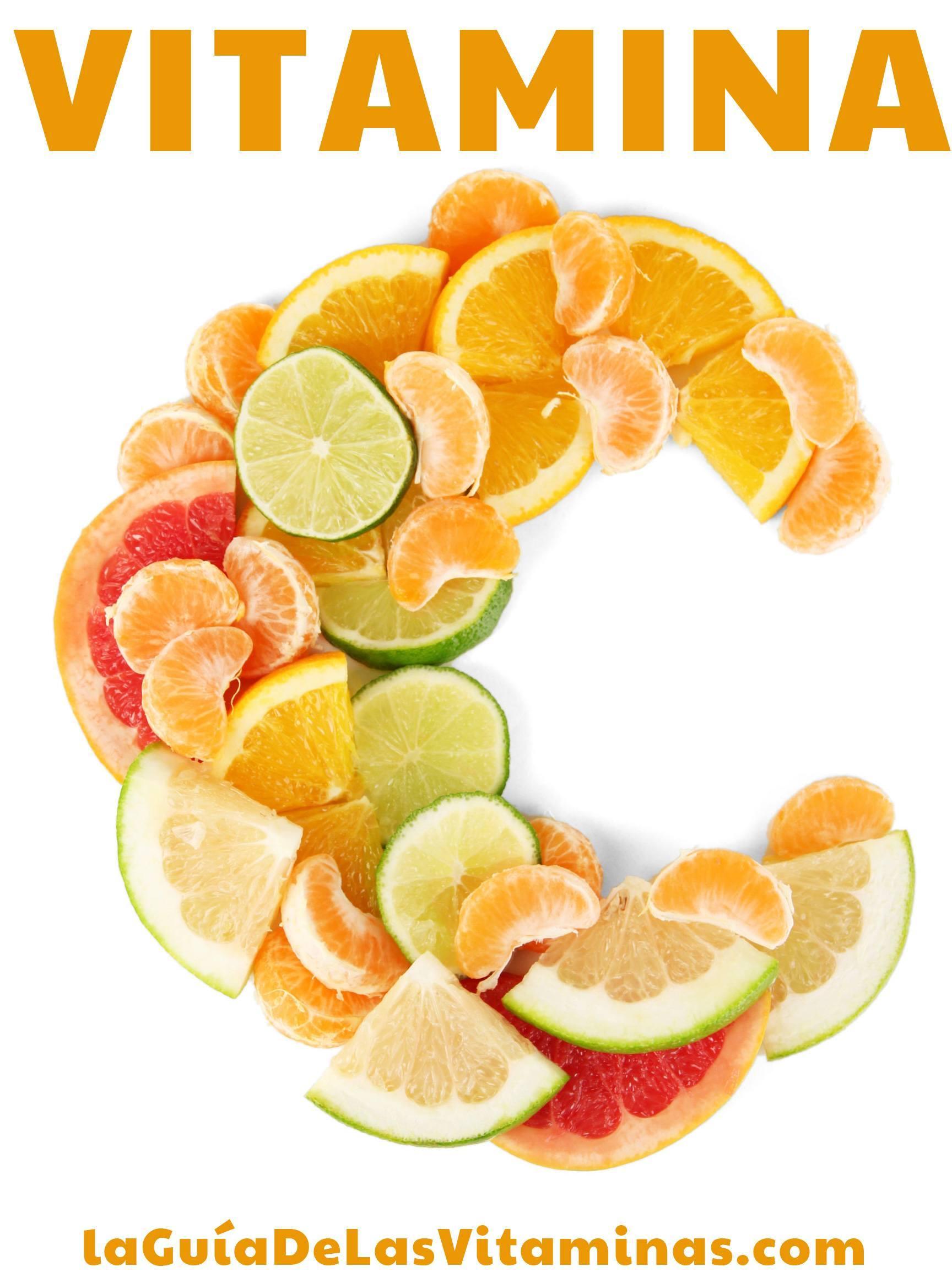 Para qu sirve la vitamina c la gu a de las vitaminas - Que alimentos contienen vitamina c ...