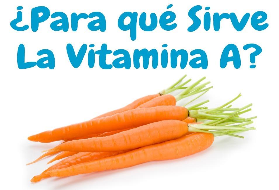Para qu sirve la vitamina a la gu a de las vitaminas for Para que sirve la ergonomia