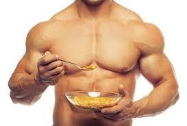 Dieta para subir de peso, plan de alimentación