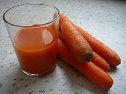 Propiedades de la zanahoria, para la salud estomacal