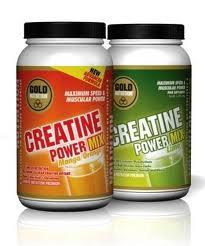 Efectos secundarios de la creatina, suplementos