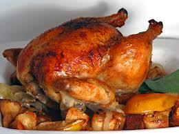 Propiedades del pollo, composición química