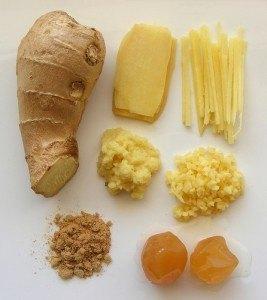 Guía de las verduras, Jengibre | La Guía de las Vitaminas