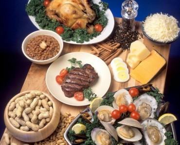Alimentos que contienen hierro la guia de las vitaminas - Alimentos ricos en magnesio y zinc ...