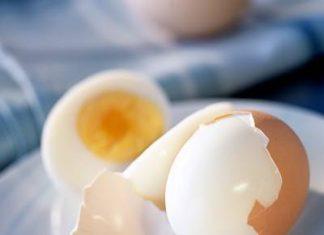 Calorías del huevo