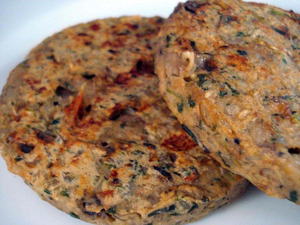 Hamburguesas vegetarianas la guia de las vitaminas - Hacer hamburguesas vegetarianas ...