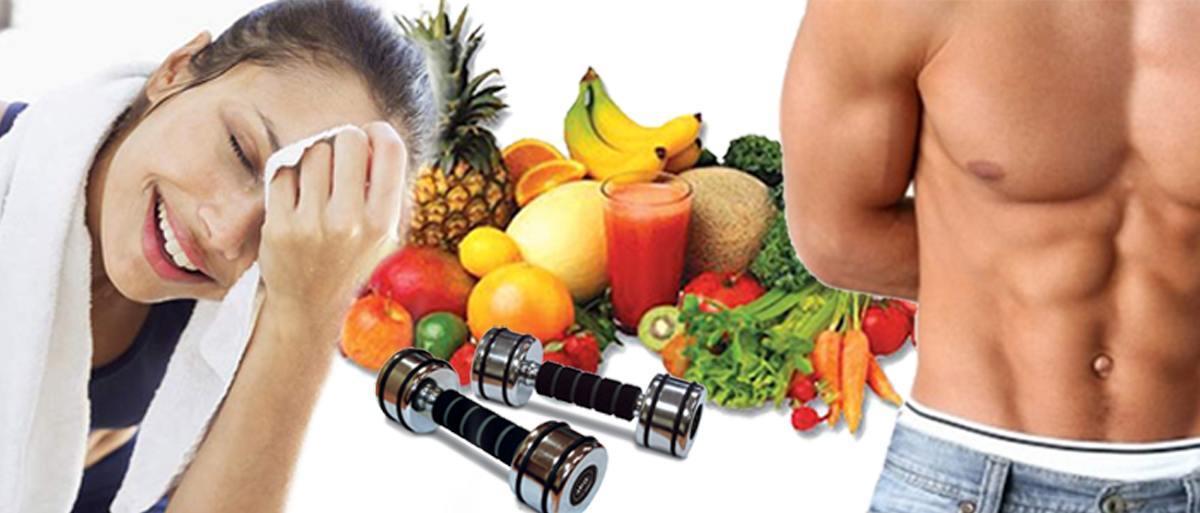 Dieta de definici n muscular la gu a de las vitaminas for Dieta definicion