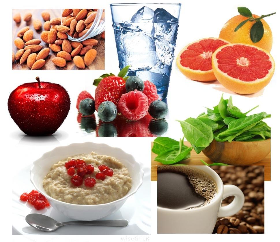 10 Alimentos quema grasa | La Guia de las Vitmanas