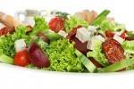 Ensalada mixta, valor nutricional