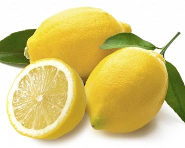 Los beneficios del limón para nuestra salud