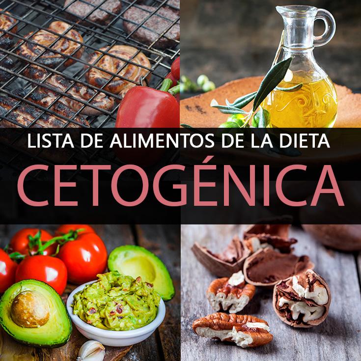 Lista de alimentos de la dieta cetog nica la gu a de las vitaminas - Lista alimentos con gluten ...