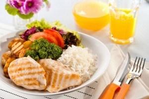 Cómo aumentar masa muscular dieta
