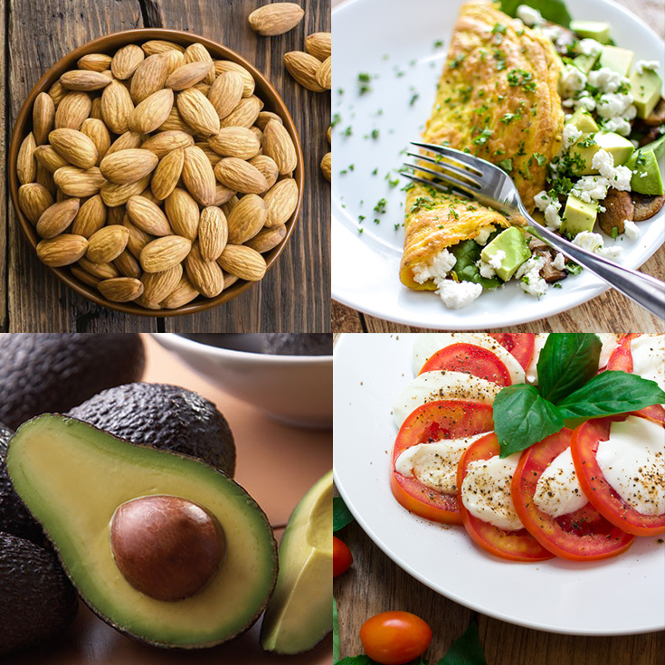 Ejemplo de Menú de la Dieta Cetogénica - La Guía de las