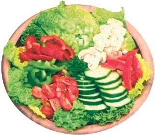 Ensaladas para bajar de peso - La Guía de las Vitaminas