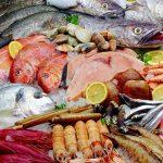 pescados y mariscos dieta para el ácido úrico