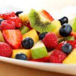 desayunar coctel de frutas