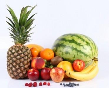 frutas diuréticas