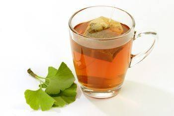 ginko-tea