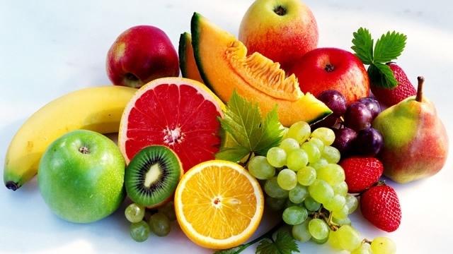 Dieta de frutas combinaciones