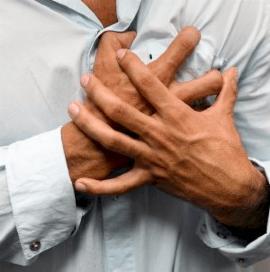 síntomas de un preinfarto