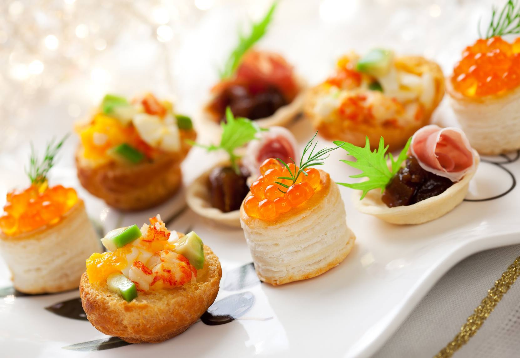 Canap s fr os la guia de las vitaminas for Canape food ideas