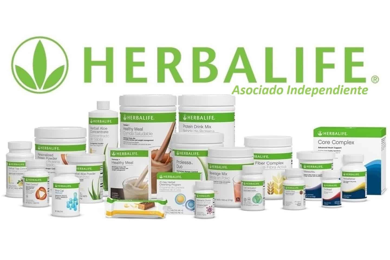 Productos para bajar de peso con herbalife