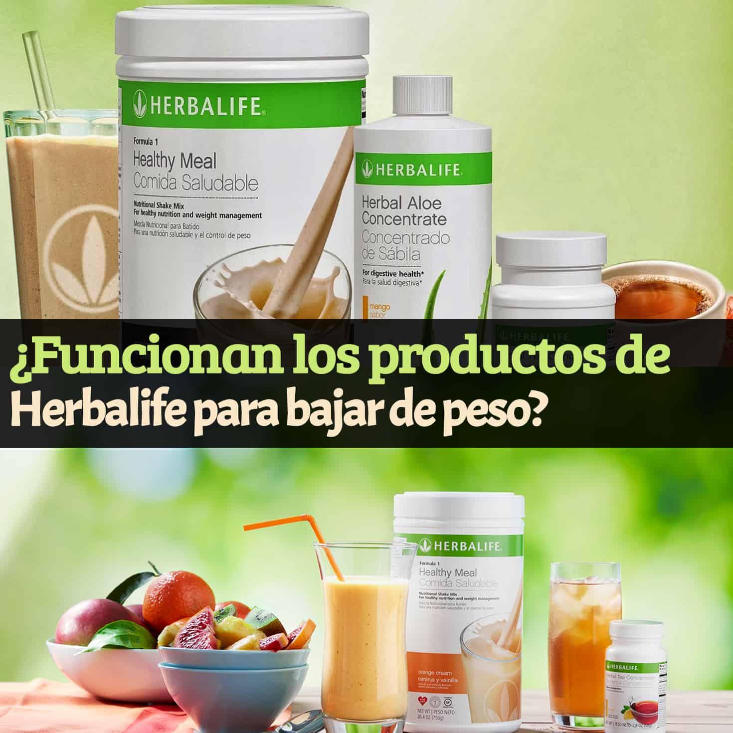 Testimonios para bajar de peso con herbalife products