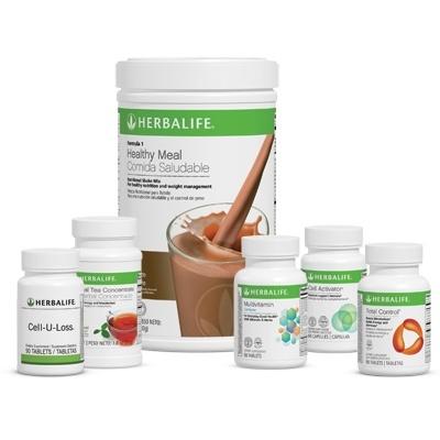 ¿Funcionan los productos de Herbalife para bajar de peso