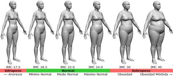 tipos de obesidad-escala