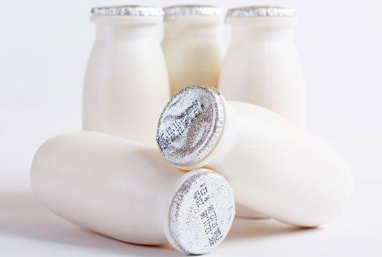 alimentos-probióticos-yogures bebibles