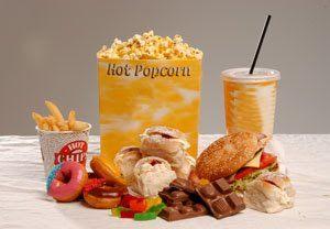 alimentos prohibidos para diabéticos-grasas