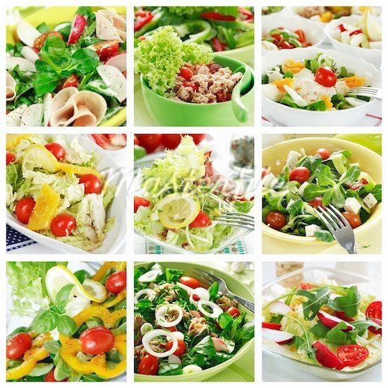 Ensaladas de verano la gu a de las vitaminas for Las mejores ensaladas