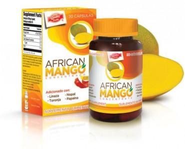 mango africano contraindicaciones