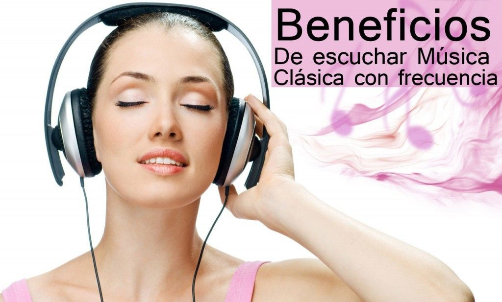 Beneficios de escuchar música clásica con frecuencia
