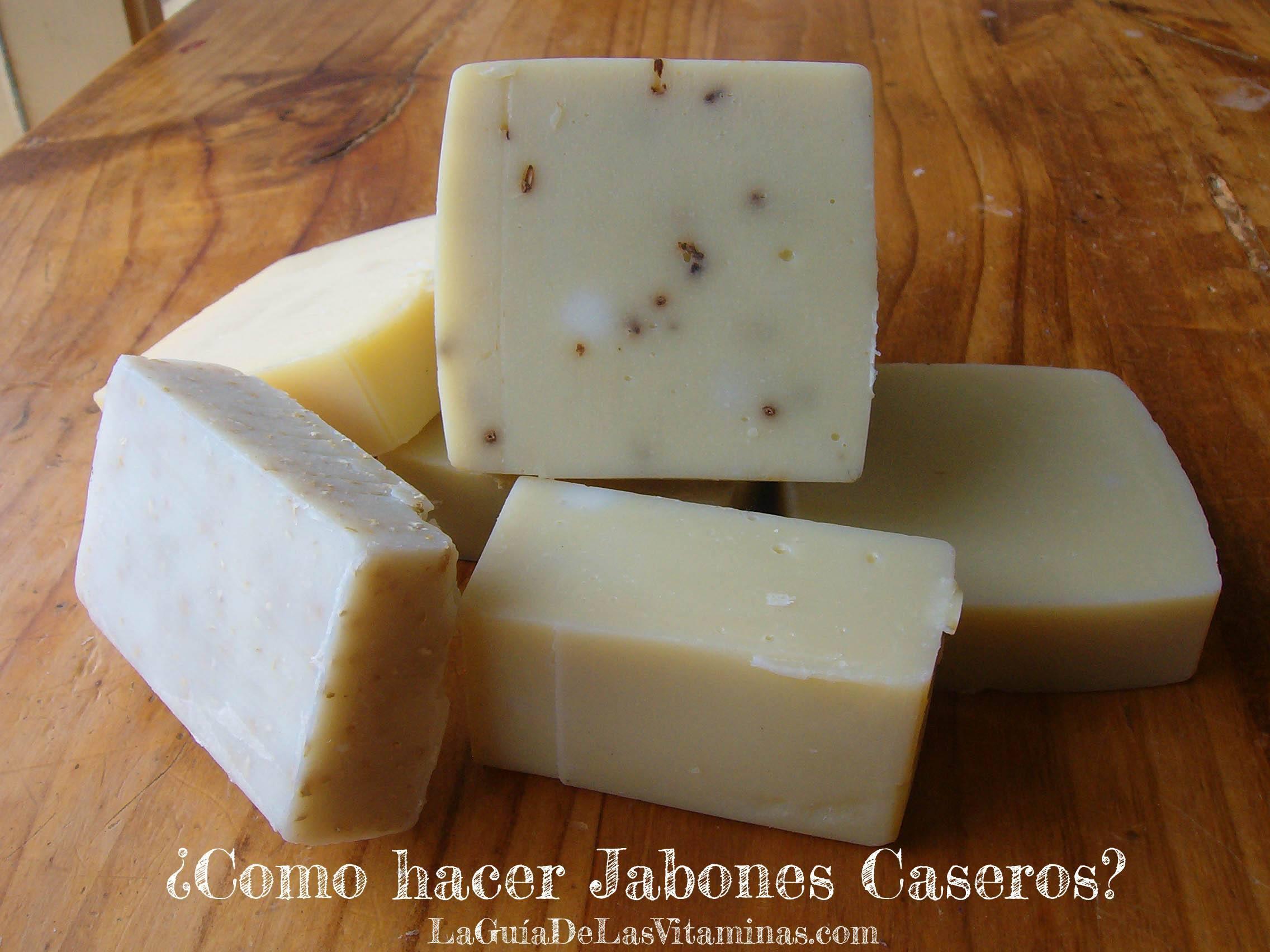 Como Hacer Jabón Casero DIY - [100% Natural] - La Guía de