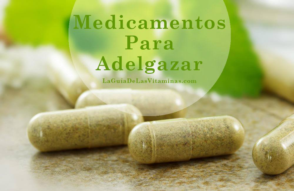 Buscar medicamentos para bajar de peso