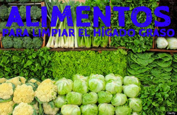 14 alimentos para limpiar el h gado graso el 3 es magn fico la gu a de las vitaminas - Alimentos que curan el higado ...