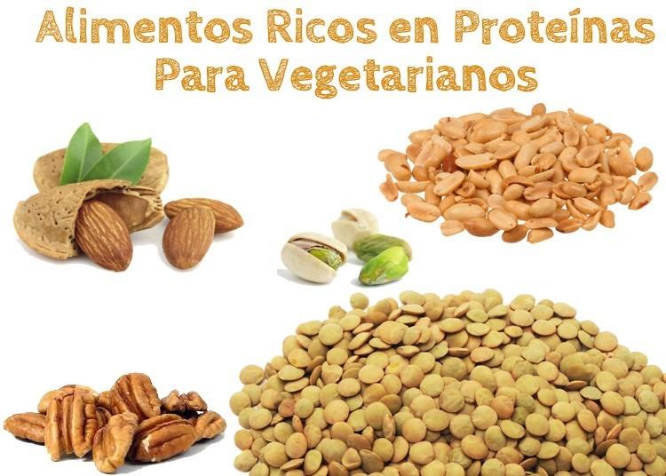 15 alimentos ricos en prote na para vegetarianos la gu a de las vitaminas - Q alimentos son proteinas ...
