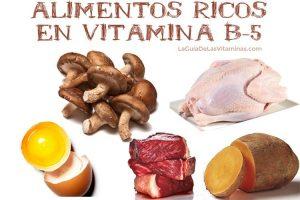 alimentos-ricos-en-vitamina-b5