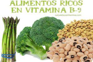 alimentos-ricos-en-vitamina-b9