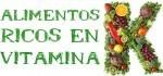 10 Alimentos Ricos en vitamina K