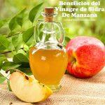 6 Beneficios del Vinagre de Sidra de Manzana