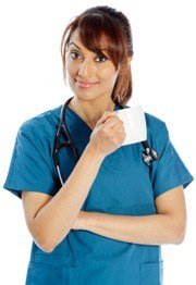 doctora-bebiendo-café