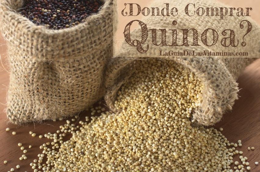 Donde comprar quinoa la guia de las vitaminas for Donde comprar ceramica barata