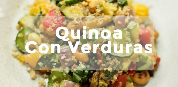 Como preparar quinoa con verduras la guia de las vitaminas for Cocina quinoa con verduras