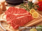 Como hacer un bistec