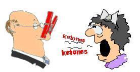Síntomas de la cetosis