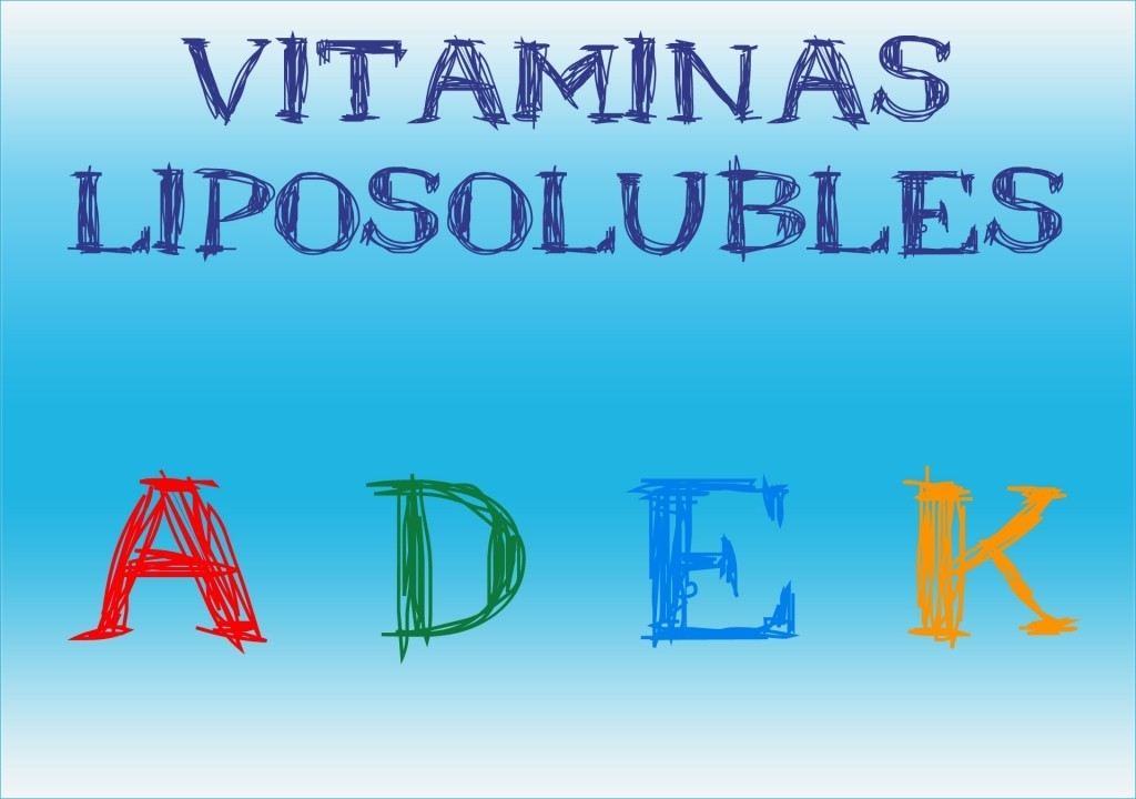 VITAMINAS-LIPOSOLUBLES