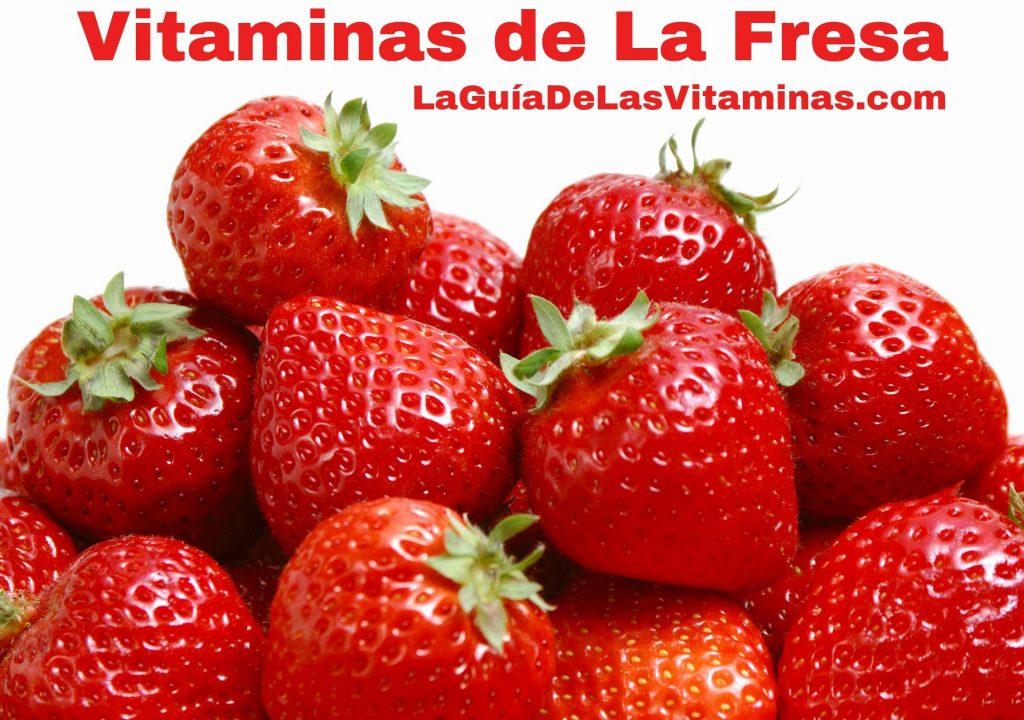 Vitaminas-de-la-fresa